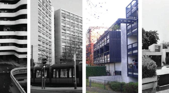 PAVE au séminaire du programme «architecture du XXe siècle» | 16-17/05/2019