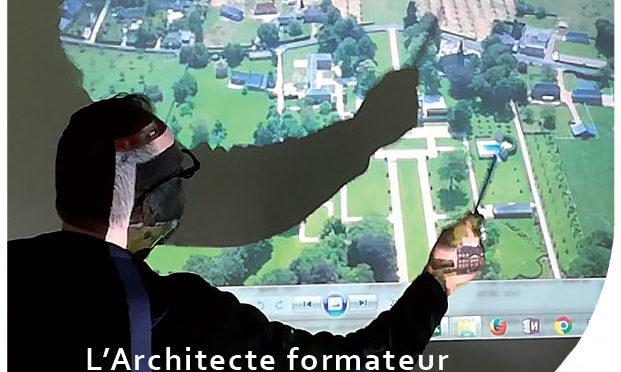 Roberta Ghelli à la journée d'étude «l'architecte formateur» | 14/03/2019