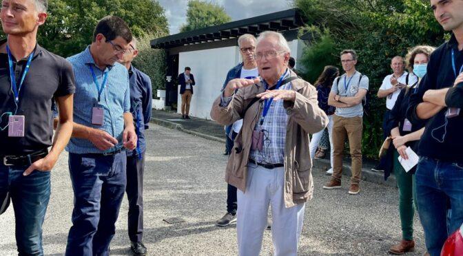 visite AMO du hameau de Noailles – redivivus et l'école bordelaise à l'honneur | 10/09/2021