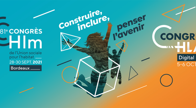 Olivier Chadoin au congrès de l'Union Sociale pour l'Habitat | 28/09/2021 | Bordeaux
